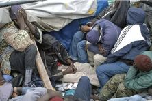 Migrants africains aux Canaries