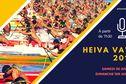 Le Heiva Va'a 2018 sur radio Polynésie la 1ère