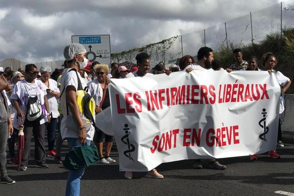 Mobilisation infirmiers route
