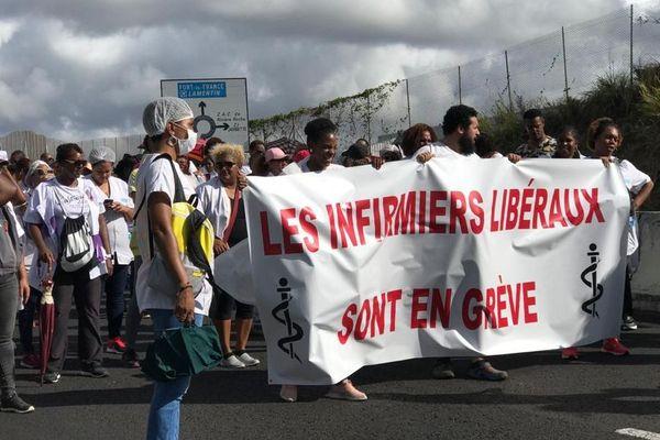 Mobilisation infirmiers route