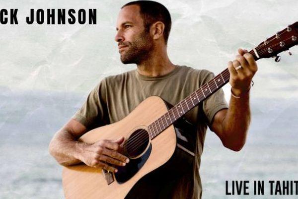 Jack Johnson : son concert à Tahiti placé sous le signe de l'environnement