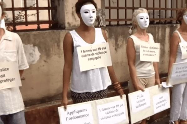 Manifestation violences faites aux femmes