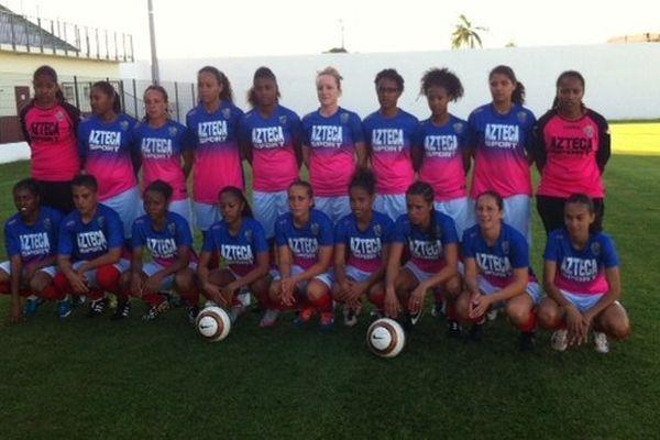 Football féminin sélection Comores