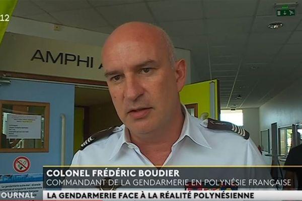 Interview Frédéric Boudier