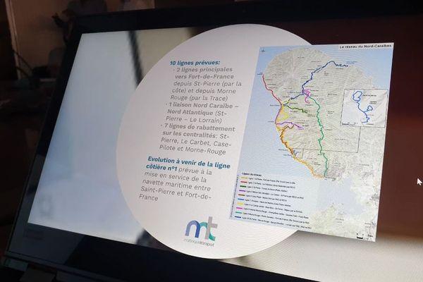 Transport public au nord