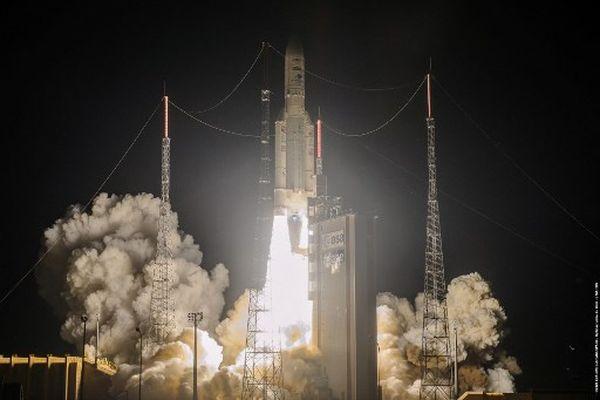 Lancement d'Ariane 5 en août 2020