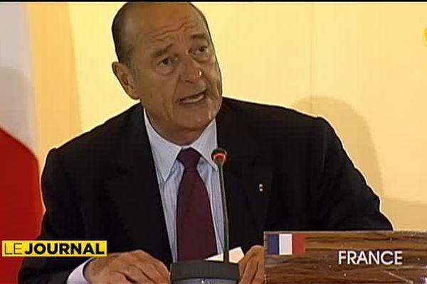Visite présidentielle : il y a 13 ans la Polynésie accueillait Jacques Chirac