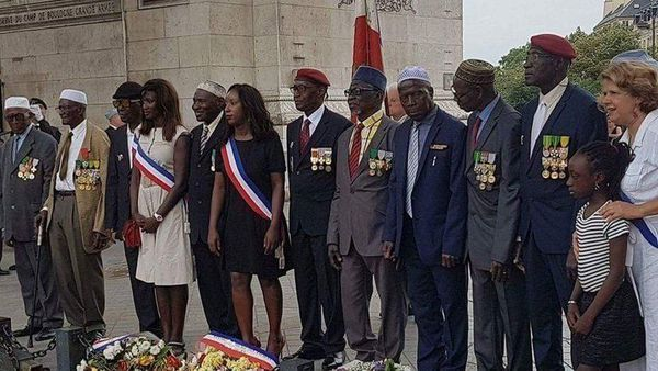 Des centaines de personnes ont rendu hommage, samedi, aux soldats des Outre-mer et d'Afrique morts pour la France