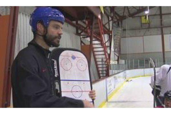 Un stage de perfectionnement pour les jeunes hockeyeurs saint-pierrais