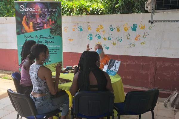 Plurilinguisme en Guyane