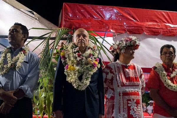 Juppé Polynésie