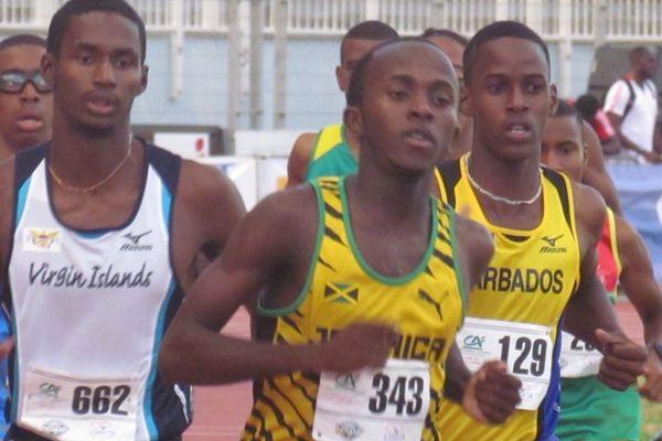 Finales 1500 mètres hommes