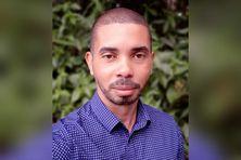 Yann Mievilly est président du Mouvement Citoyen de Martinique.