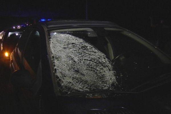 Une voiture renverse un piéton sur la RDO