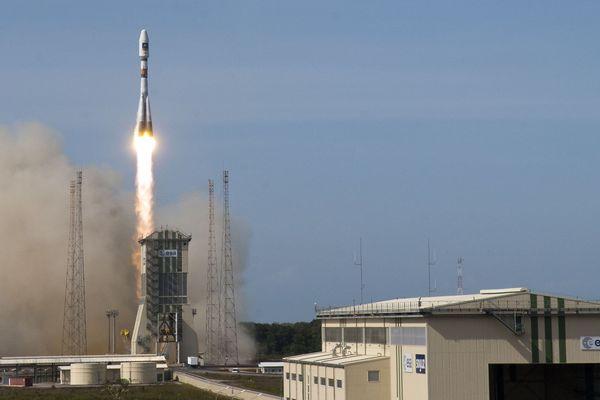 La fusée Soyouz
