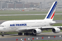 Un avion d'Air France immobilisé à Los Angeles