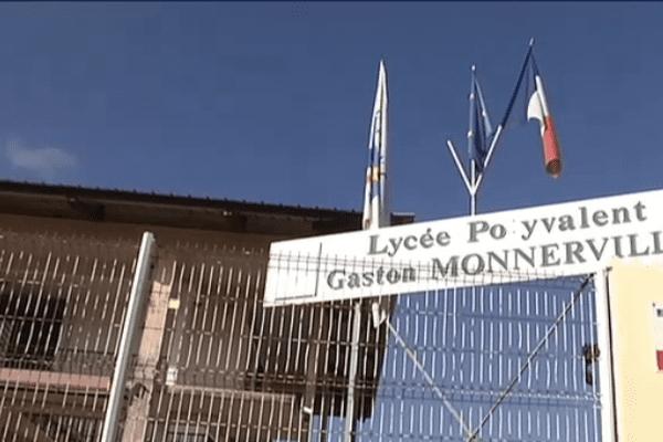 lycée Polivalent Gaston monerville