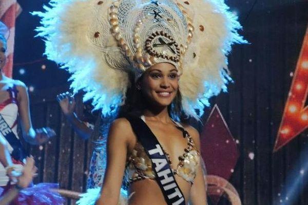 Hinarere Taputu, 1ère dauphine Miss France 2015 : entre fierté et déception…