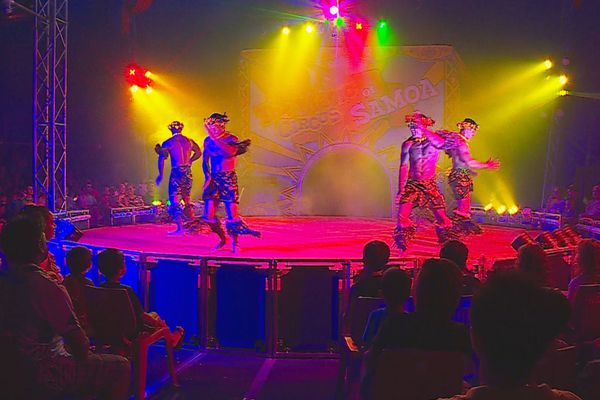 cirque samoan
