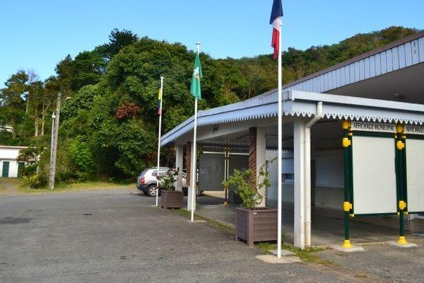 bâtiment mairie de Ponérihouen