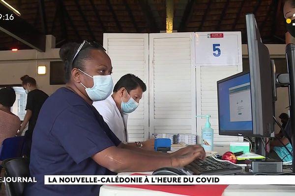 Covid : point de situation en Nouvelle Calédonie
