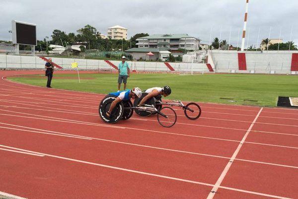 Fairbank et Brignone à l'entraînement