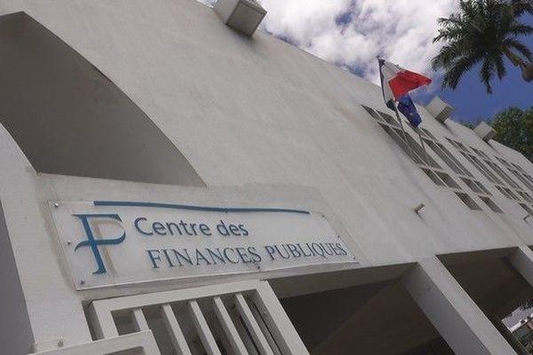 Centre des Impots champ-fleuri Saint-Denis 020119