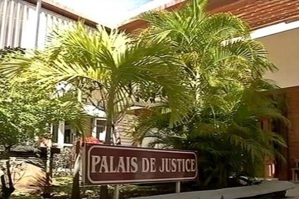Palais de justice de Saint-Pierre