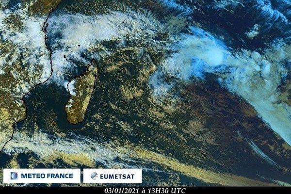 danilo forte tempête tropicale 030121