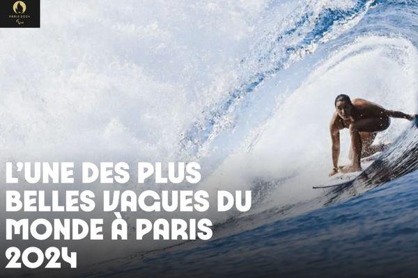 JO 2024 : le surf validé