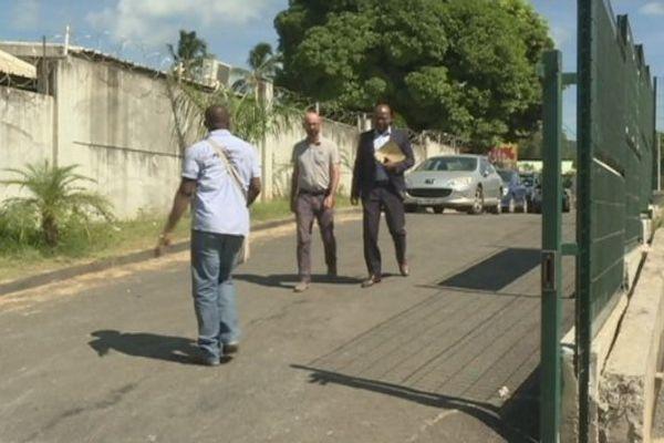 Grève au barreau de Mayotte