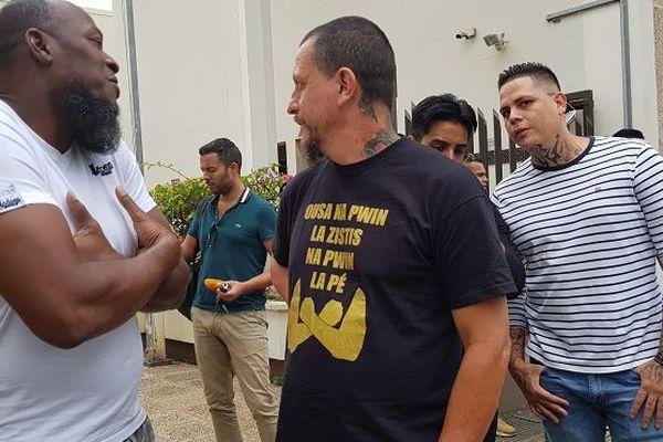 Clément Dubar et Anthony Cayambo sont devant la Justice.