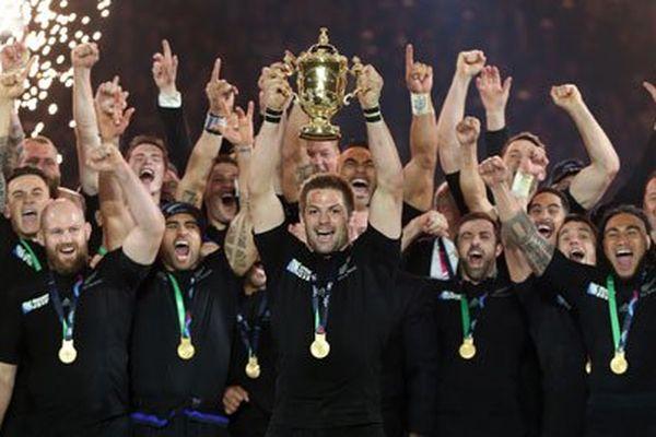 Les All Blacks champions du monde