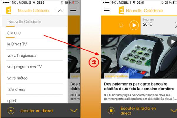 Appli mobile 2
