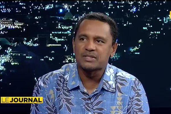 Invité du journal : Tearii Alpha, le ministre du logement et des affaires foncières.