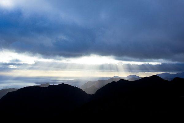 Le massif de Koniambo