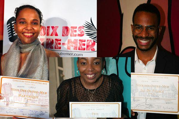 Finale nationale Voix des Outre-Mer, finalistes Martinique