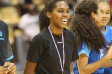 De nombreux hommages après le décès de la jeune handballeuse réunionnaise Withnée Abriska.