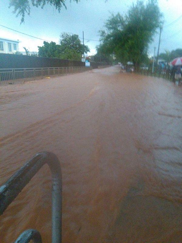Maurice inondation
