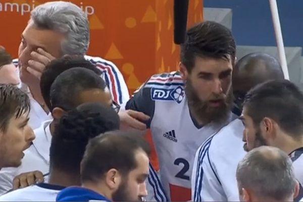 Equipe de France hand-ball