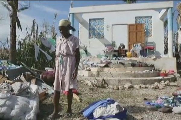 Désastre en Haïti