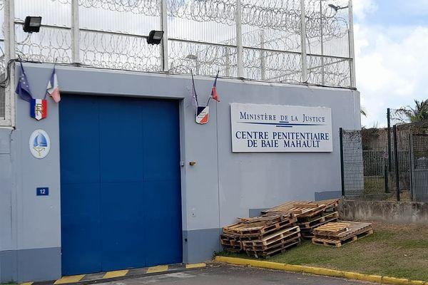 centre pénitentiaire de Baie-Mahault Fond Sarail prison