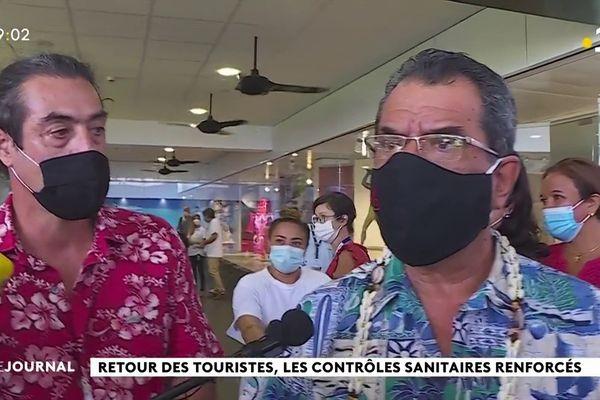 Contrôles sanitaires renforcés pour le retour des touristes