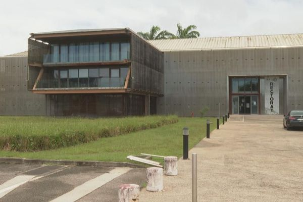 Le rectorat de Guyane