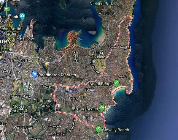Coronavirus : réouverture de plages Bondi Beach