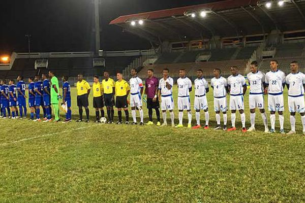 football Panama-Martinique