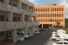 L'hôpital Pierre Zobda Quitman à Fort-de-France.