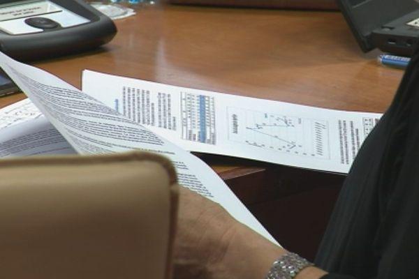 DOB débat d'orientations budgétaires au Congrès (15 décembre 2017)