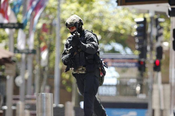 terrorisme australie