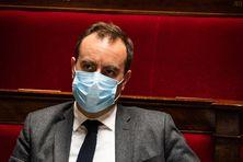 Le ministre des Outre-mer Sébastien Lecornu à l'Assemblée nationale, en avril 2021.